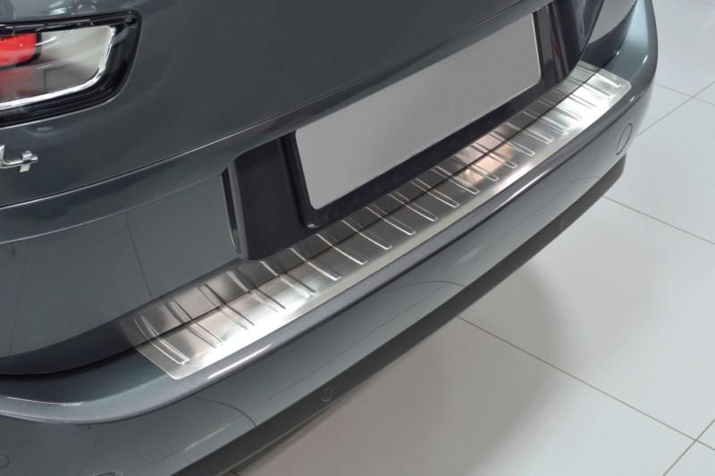 Comprar Protector Paragolpes Acero Inox Citroen C4 Grand Picasso Profiled Ribs 2006 2013 Avisa A