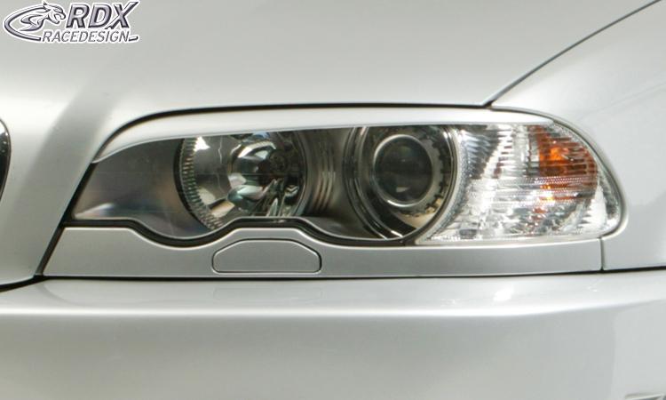 Rdx Pestanas Faros Bmw 3 Series E46 Coupe Convertible Rdx Racedesign