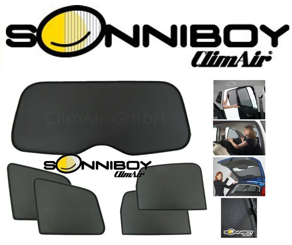 ClimAir Car Comfort Sonniboy Mondeo V Wagon 2014