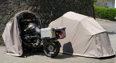 Comprar garaje portatil para moto 150 x 300 x 190 cm a for Garaje portatil