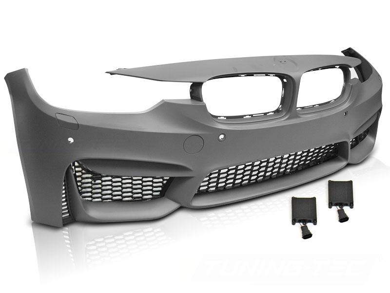 Paragolpes delantero 4x PDC sin Sra se adapta para bmw 3er f30 sedán f31 Touring 11-15