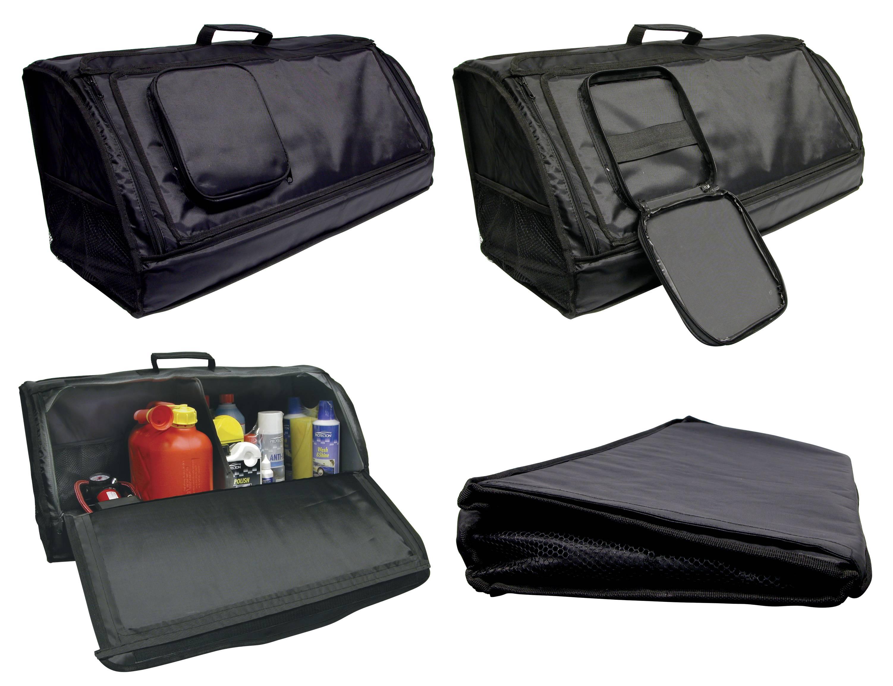 Maletero Compartimentos Bolsa Objetos Porta Con ymwOvPNn80