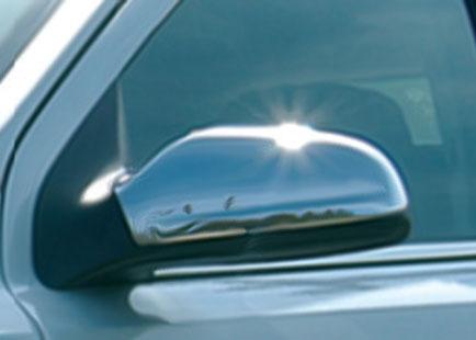 Comprar cubre espejos retrovisores en abs cromado opel for Espejo opel astra