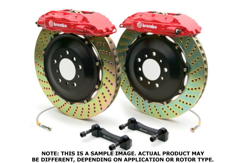 Para VW Touareg 3.0 TDI 286 SCR 2018-Delantero Perforado Discos De Freno 349mm par HC