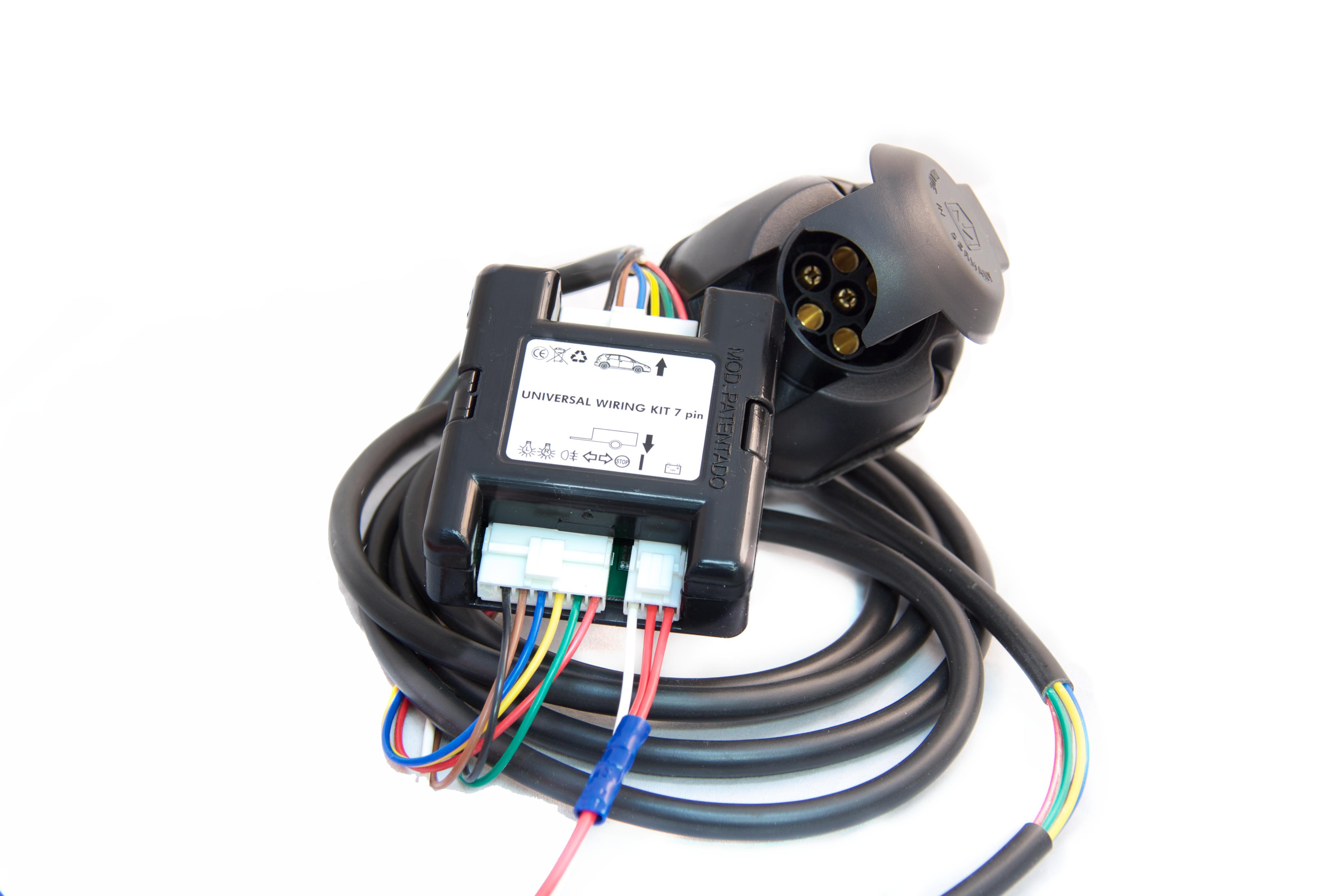 Universal Wiring Kit 7 Pin - Wiring Solutions