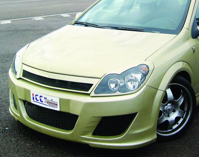 Comprar Opel Astra H Gtc 3p Light Brows / Pestau00f1a Opel Astra H Gtc a ...
