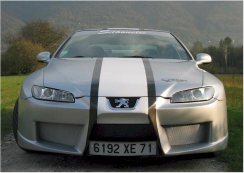 Comprar parachoques delantero peugeot 406 coupe pam kit car 30 montaje indisociable a - Kit carrosserie peugeot 406 coupe ...