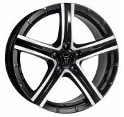 Quinto SUV Black Polished