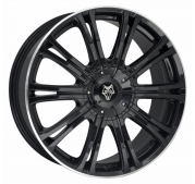 Vermont Sport BML Black Polished
