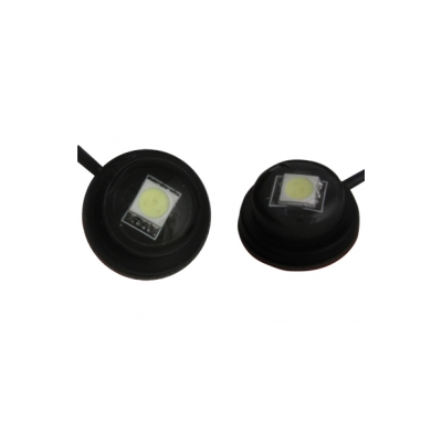 4 led flash 12 volt con centralita
