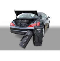 Set Maletas Especifico Mercedes-Benz Cla (C117) 2013- 4d Coupé Car-Bags (3x Trolley + 3x Bolsa De Mano)