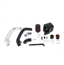 MISHIMOTO Ford Focus ST Performance Air Kit de Admision, 2013-2014 Wrinkle Black