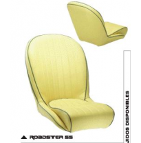 Asiento Clasico Roadster Ss Piel -Con O Sin Piping-