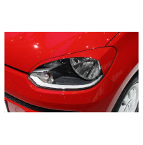 Pestañas De Faro Volkswagen Up! 2012- (Abs)