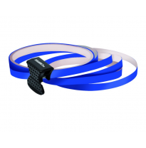 Foliatec PIN-Striping rim design dark azul - Ancho = 7mm: 4x2,15 meter