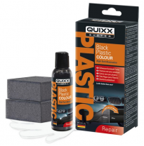 Quixx Black Plastic Colour 75ml