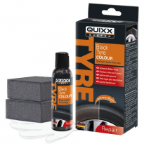 Quixx Black Tyre Colour 75ml