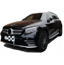 Estriberas Mercedes-Benz Glc - Glc Coupe