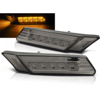 Intermitentes Laterales Led Porsche 911 997 Carrera 04-09 /  Boxster 987 05-08 Led Smoke