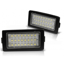 Luces Matricula Bmw E38 Led Canbus