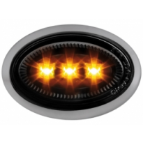 Intermitentes laterales led mini 01+ _ negro