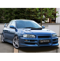 Juego pasos rueda delanteros mazther wide<br>subaru impreza (classic) 4drs sedan   1993/2001 (excluding 2drs coupe and stationwa