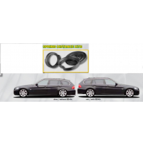 Kit Distanciadores Traseros Vw Passat (3b) 4motion, (4wd) Sedan / Station Wagon Año 10/96- Aumenta Mm- 20
