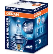 Kit lamparas osram h4 night breaker plus 55w ( f . r. )