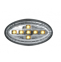 Led intermitentes laterales mini cooper/s/jcw/r50/r53 02-06