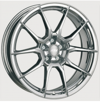 Llanta ats wheels racelight 8.5 x 18 ceramic polished ats wheels