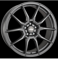 Llanta ats wheels racelight 9.5 x 18 racing grey ats wheels