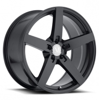 Llanta mandrus arrow black 17 x  9,0 especial mercedes-mandrus wheels