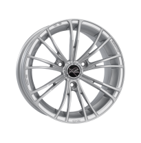 Llanta oz x2 smart 6,5x15 gris plata oz wheels