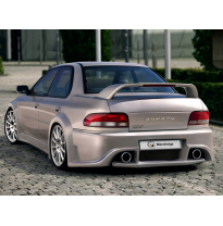 Paragolpes trasero monza<br>subaru impreza (classic) 4drs sedan   1993/2001 (excluding 2drs coupe and stationwagon) <br><br>ibhe