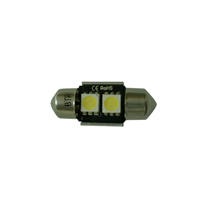Plaf. Super Led Blanca 31mm. Hp Can-Bus