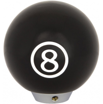 Pomo  8-Ball Black